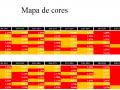 Mapa de cores