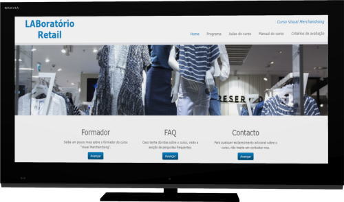 Curso Visual Merchandising Store Profiles