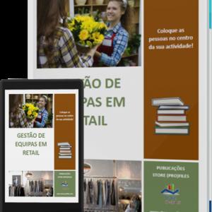 Ebook Gestão de equipas em Retail