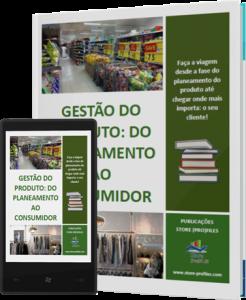 Ebook Gestão do produto - do planeamento ao consumidor