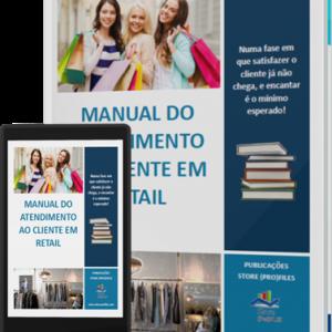 Ebook Manual do Atendimento ao Cliente em Retail