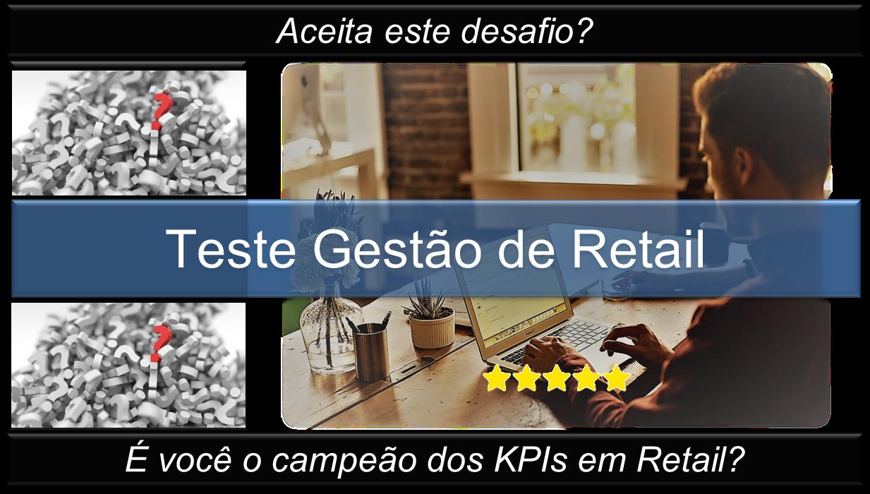 Teste Gestão de Retail