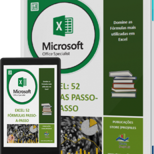 Ebook Excel 52 fórmulas passo a passo