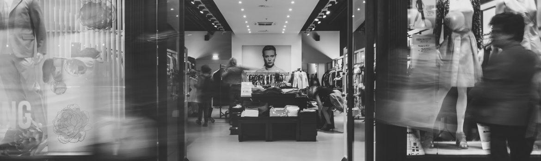 A gestão do espaço em loja