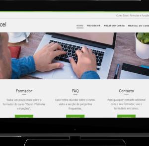 Curso online Excel Fórmulas e Funções