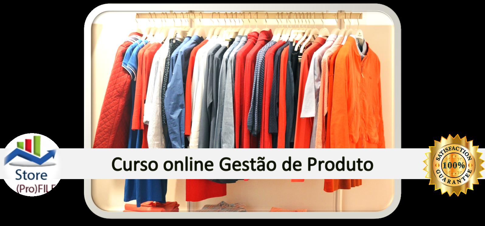 Curso gestão de produto