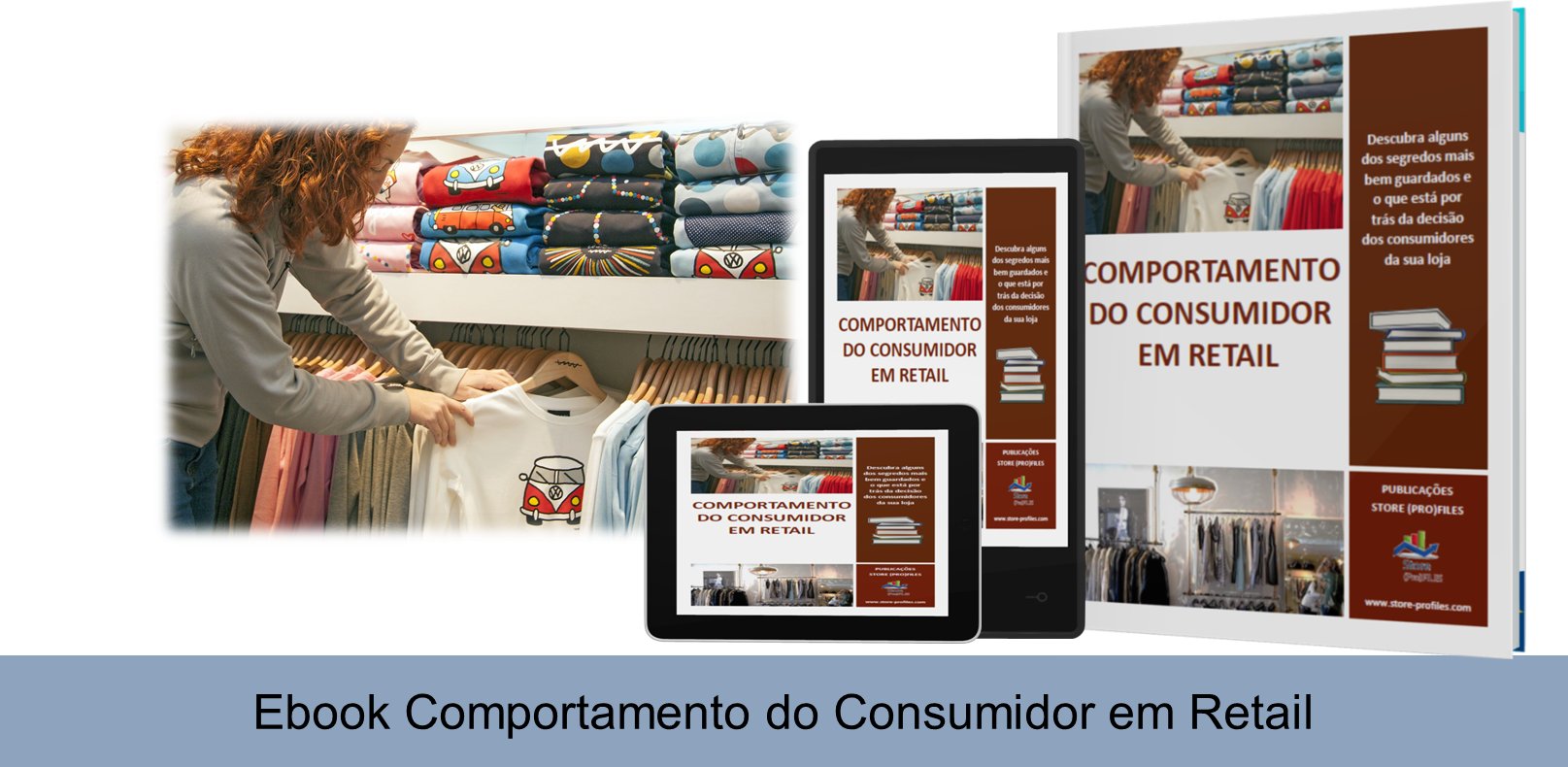 Capa site Ebook Comportamento do consumidor em Retail