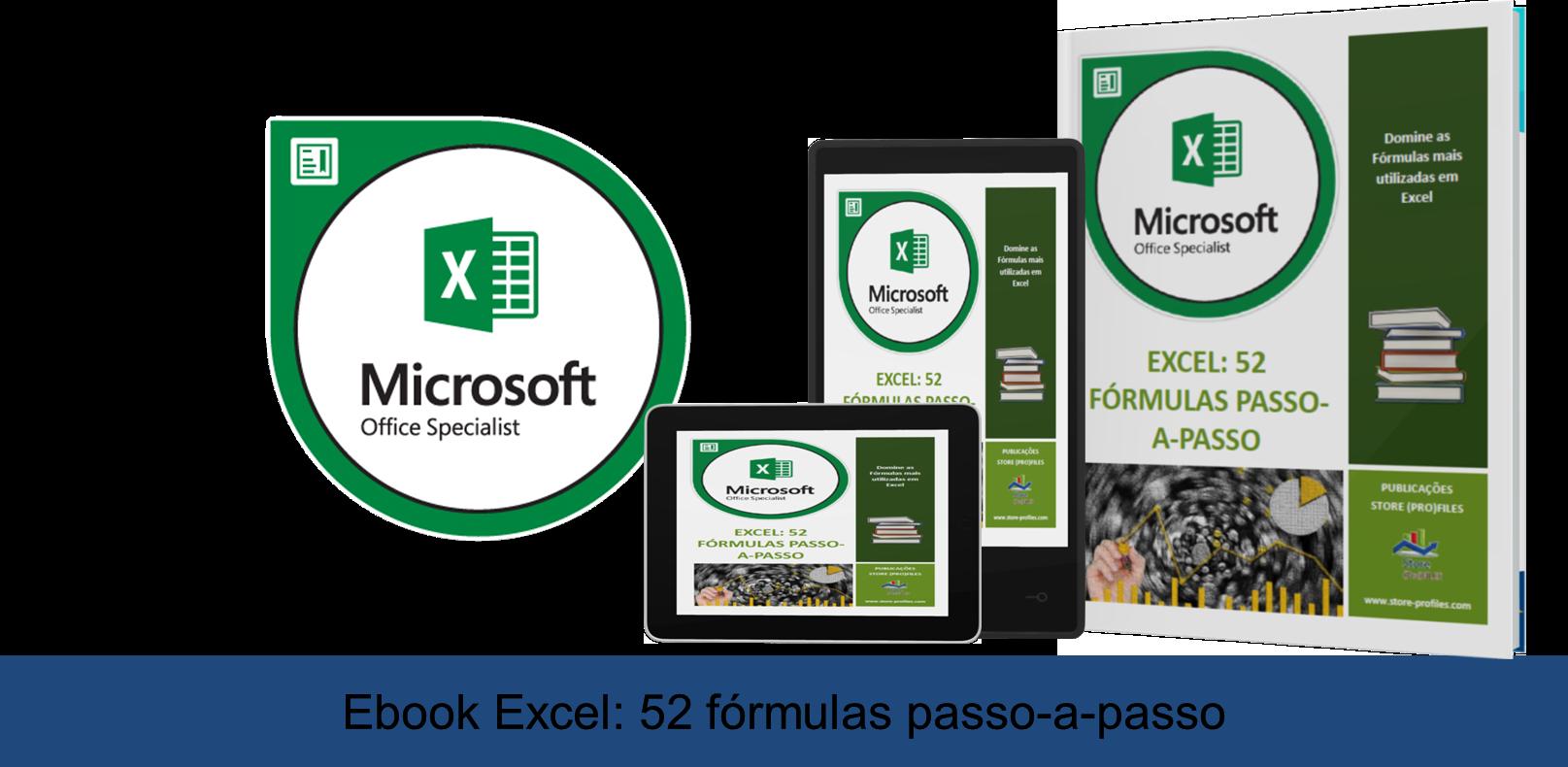 Capa site Ebook Excel 52 fórmulas passo-a-passo
