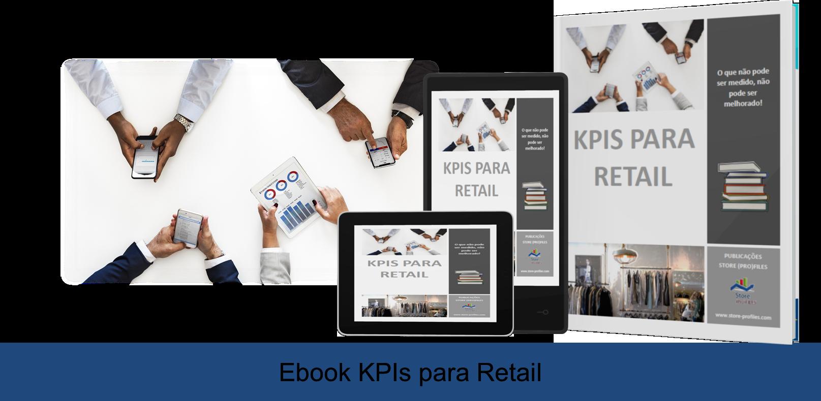 Capa site Ebook KPIs para Retail